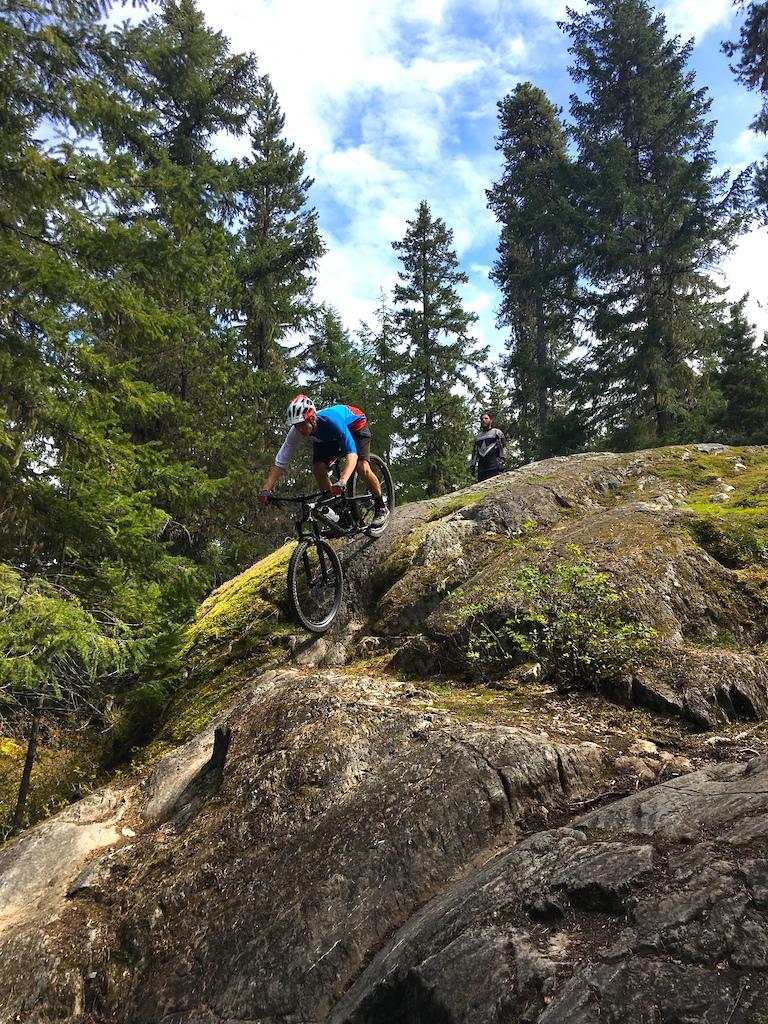 Coaching Mountain Biking
